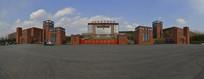 中国红旗渠干部学了院外景