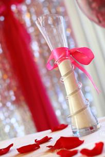 婚礼上的许愿沙