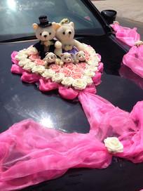 泰迪熊装饰品