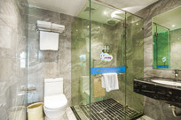 卫生间玻璃浴室