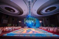 舞台婚礼布置