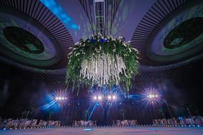 舞台婚庆布置