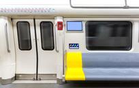 郑州地铁车厢