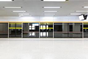 郑州地铁一号线月台