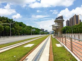 珠海有轨电车轨道