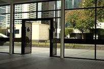 玻璃外墙建筑