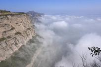 太行山秋季云海