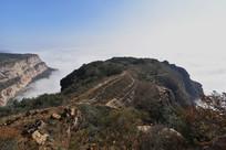 太行山上的云海奇景