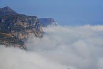 太行山云海现象