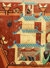 敦煌壁画之须摩提女因缘故事画