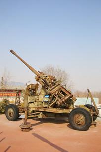 国产59式高射炮