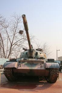 国产59式坦克