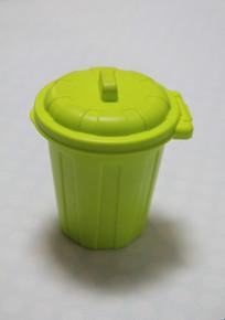 黄色塑料盖筒