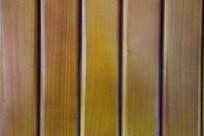 竖形木条背景墙
