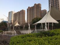 东风渠景观