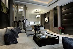 复式楼客厅