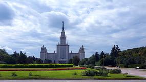 莫斯科大学主楼