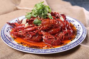 蒜茸小龙虾