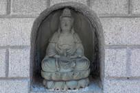 观音石佛像