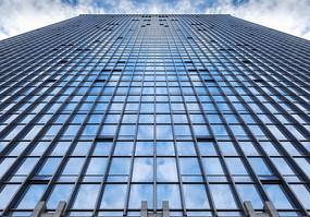 建筑玻璃幕墙装饰