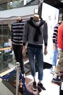 男性时尚潮流服装