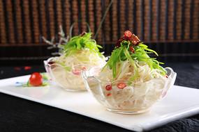 兰豆鱼筋丝