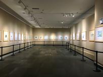 美术馆展厅设计