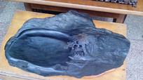 黄山屯溪老街的雕刻砚台
