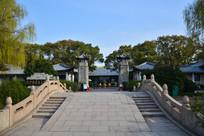 吴江公园大门