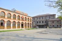 镇江民国时期建筑楼群