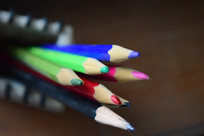笔筒里的铅笔