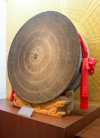 世界最大铜鼓之云雷纹铜鼓