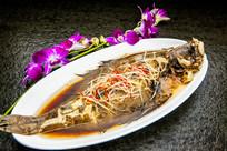 鸦片鱼(清蒸)