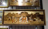 印度人物书皮画