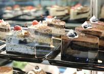 巧克力莫斯蛋糕甜点
