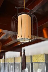 灯笼型吊灯