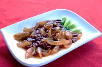 红豆烧海参