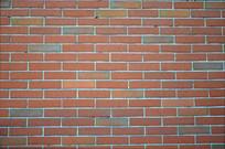 红砖背景墙