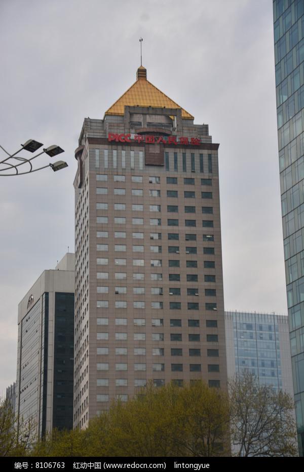 南京中国人寿大楼图片