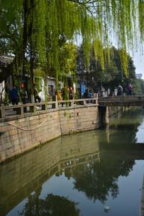 苏州杨柳古街
