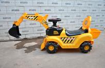 幼儿挖掘机玩具车