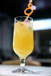 芒果汁饮料