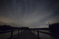 湿地星空栈道