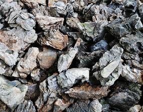 碎石背景素材