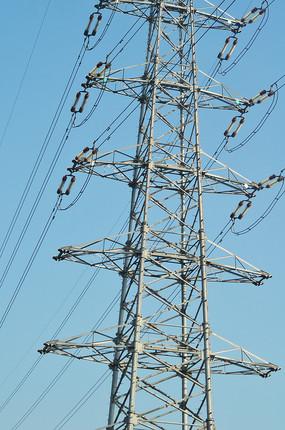 高压电线杆