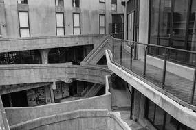 老建筑艺术街区