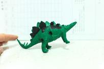 绿色小恐龙