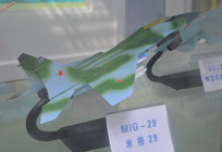 武器模型米格29