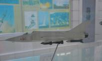 武器模型强击机