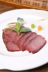 新疆熏马肉